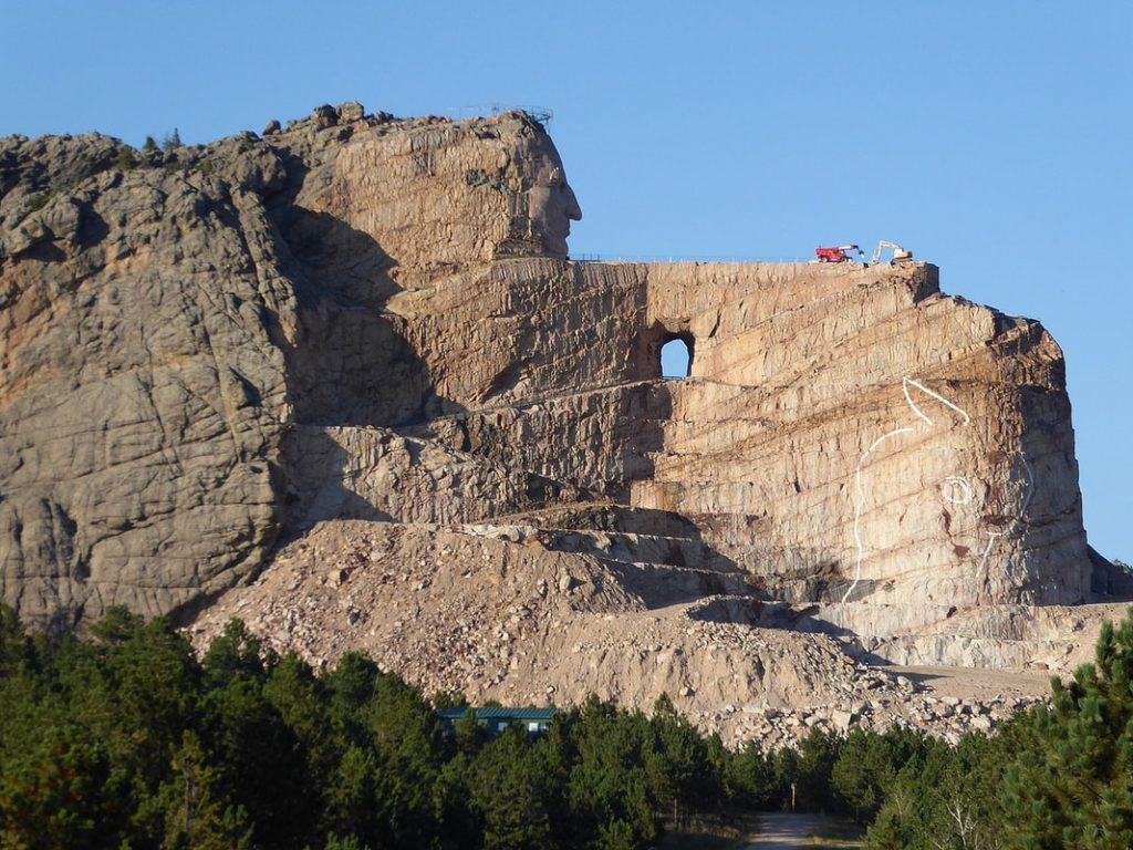 Rapid City Crazy Horse Memorial