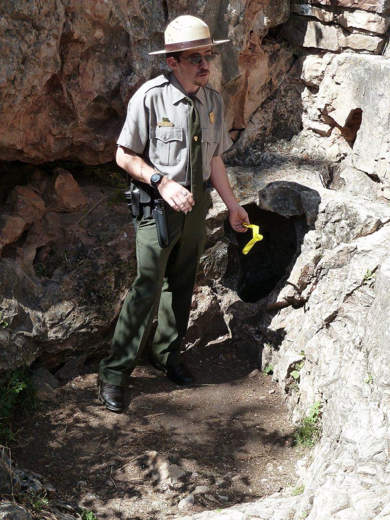 https://www.nps.gov/wica/index.htm Wind Cave Natural Entrance - Ranger Rick