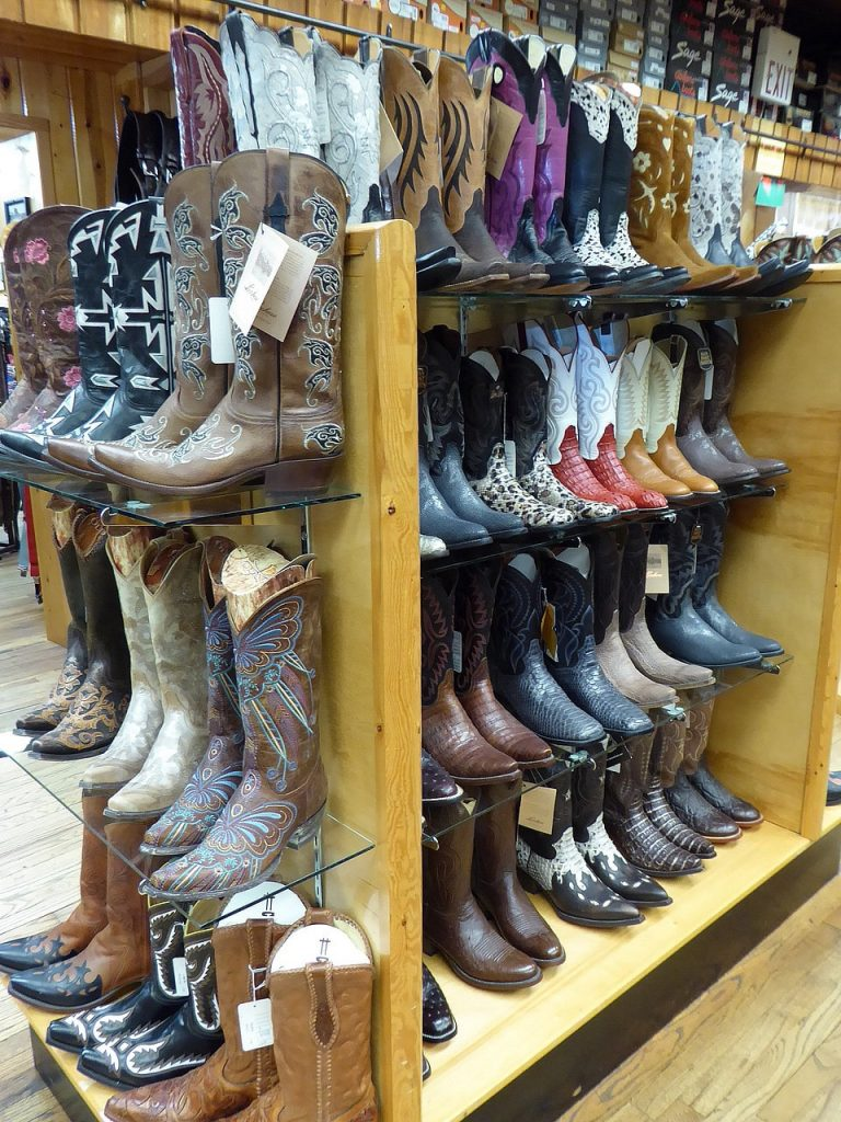 Badlands Cowgirl Boots
