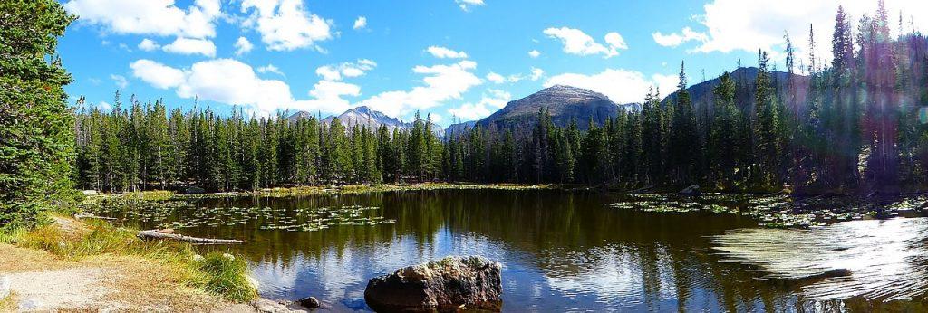 Bear Lake Yellowstone NP
