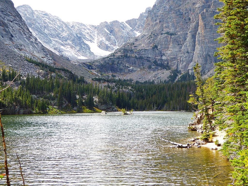 Bear Lake The Loch Yellowstone NP