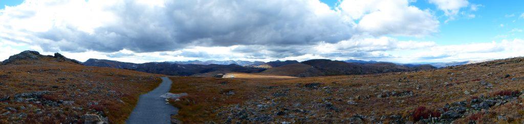 Rocky Mountain National Park Trail Ridge Road Rocky Mountain National Park