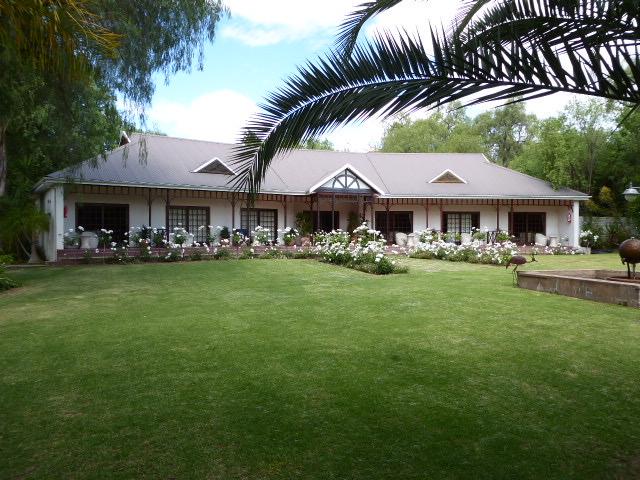 Hlangana Lodge - Garden