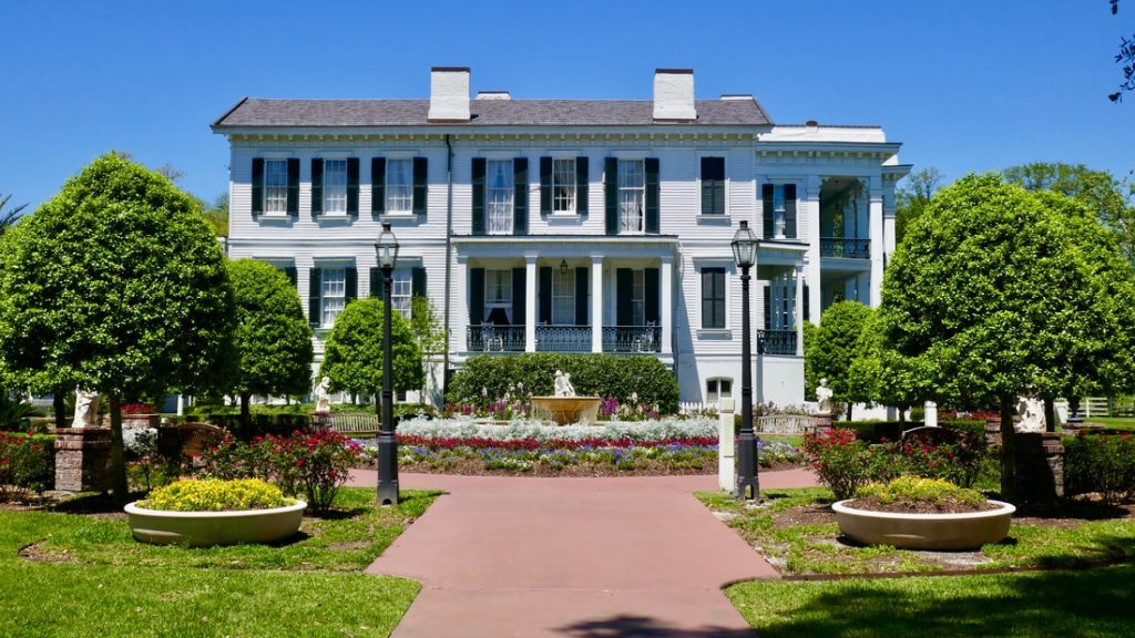 Nottoway Plantation Deep South USA