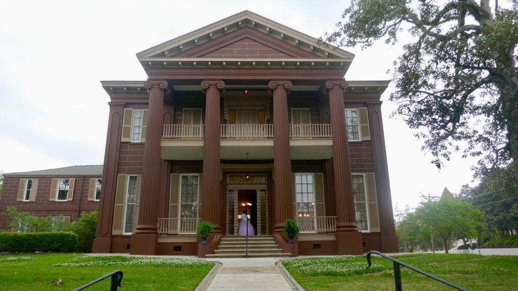 Romance Tragedy Trauma Grace and Truth - Deep South USA - Magnolia Hall - Antebellum House