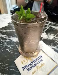 Mint Julep - Monmouth Historic Inn, Natchez