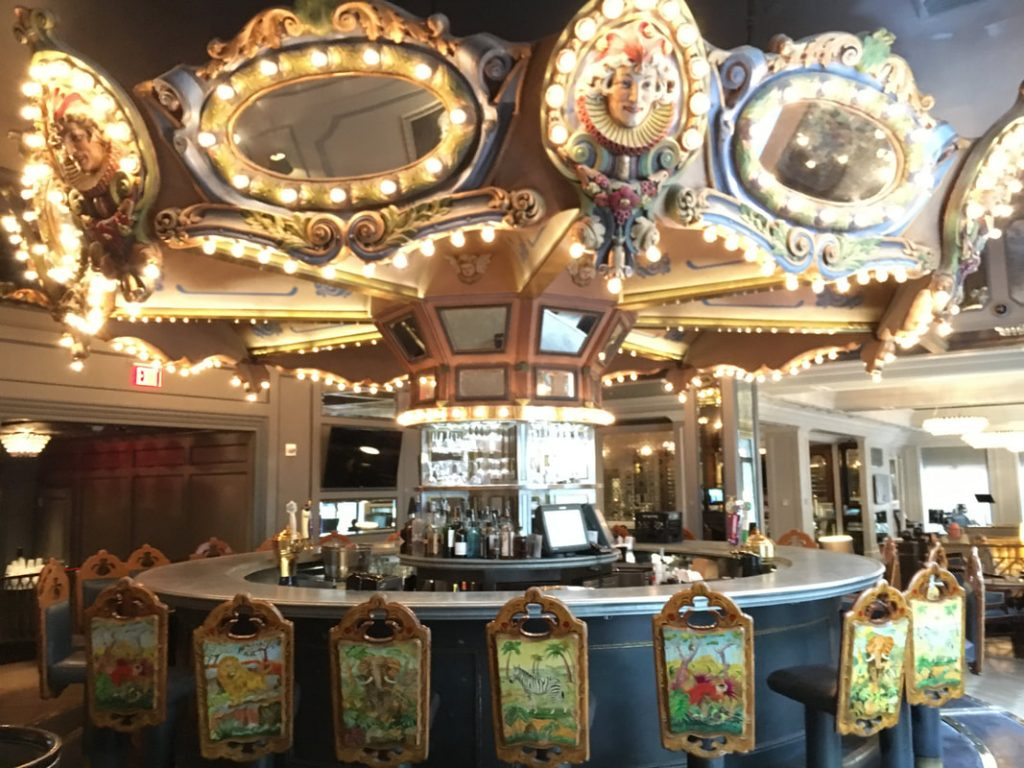 Deep South USA Monteleone Hotel Carousel Bar