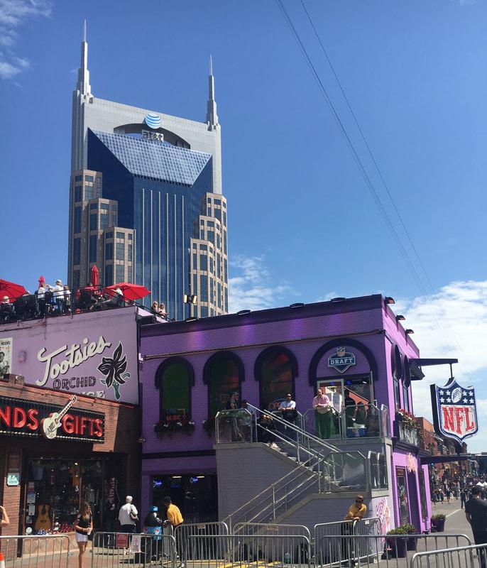 Tootsie's Nashville NFL 2019