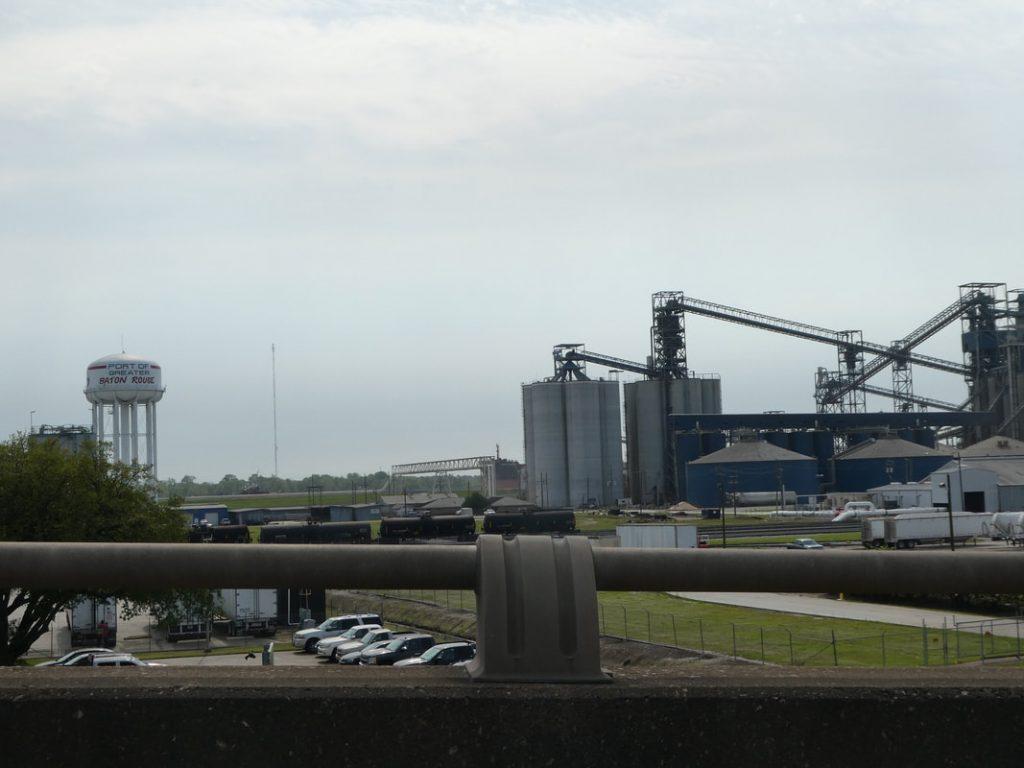 Just Visiting Deep South USA Baton Rouge
