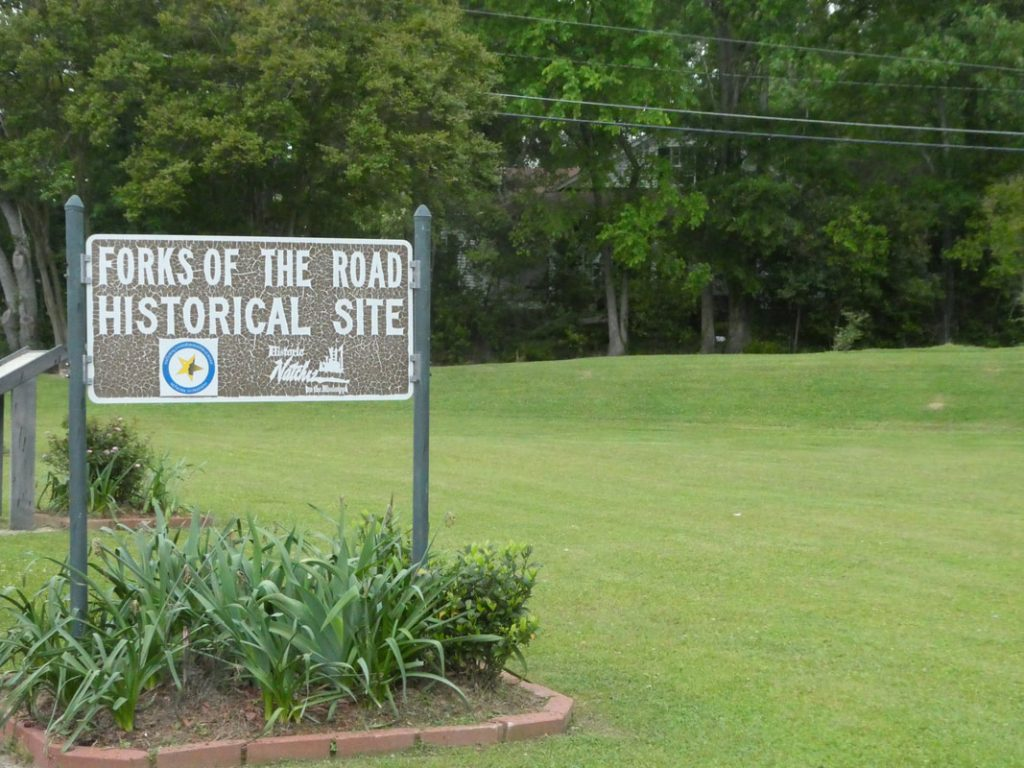 Romance Tragedy Trauma Grace and Truth - Deep South USA -Forks of the Road