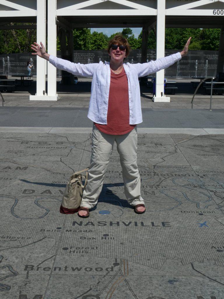 Love can Build a Bridge Deep South USA Hallo Nashville!