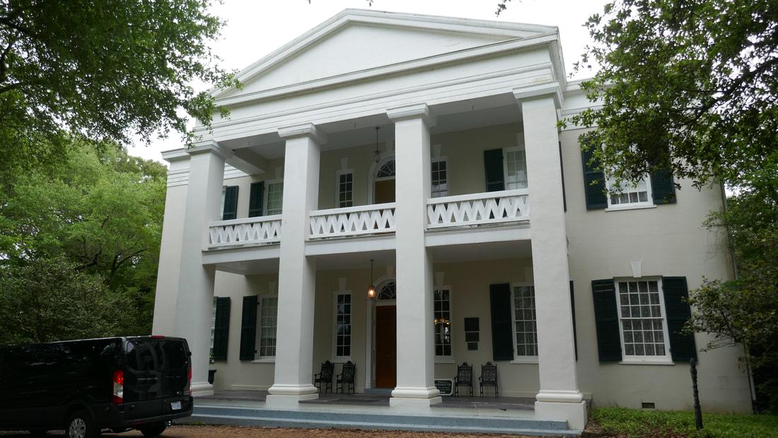 Monmouth House Natchez