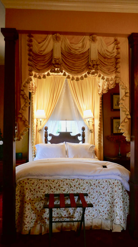 Anchuca Historic Mansion and Inn Vicksburg Bedroom