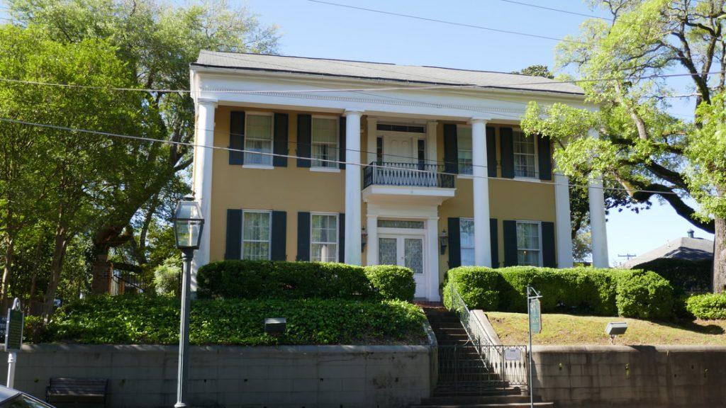Anchuca Historic Mansion and Inn Vicksburg