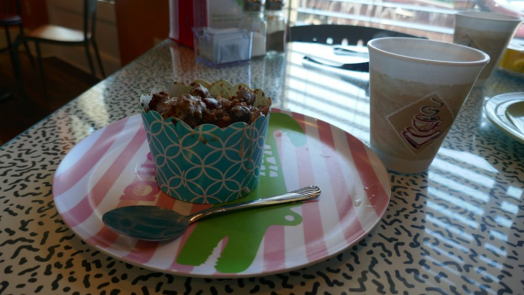 The Mad Baker - Vicksburg - Bread Pudding Muffin