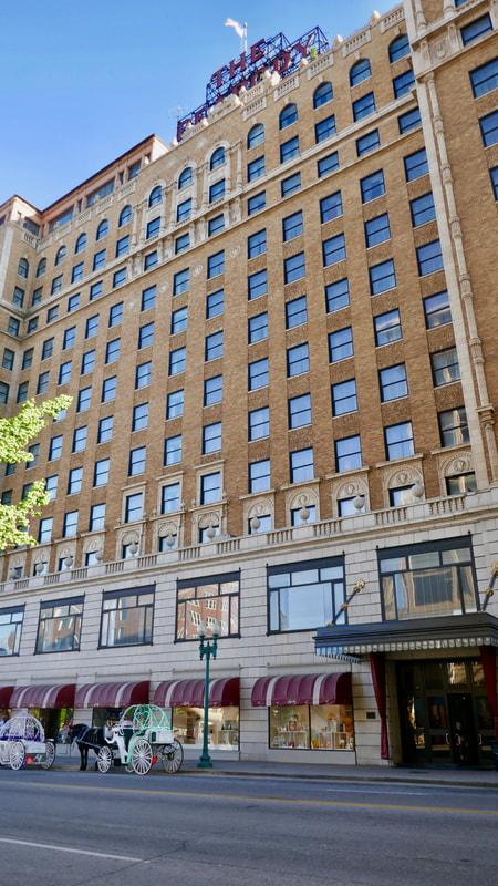 The Peabody Hotel Memphis