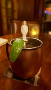 Deep South USA Cocktail Trail Jack's Mule, The Oak Bar, The Hermitage Hotel, Nashville