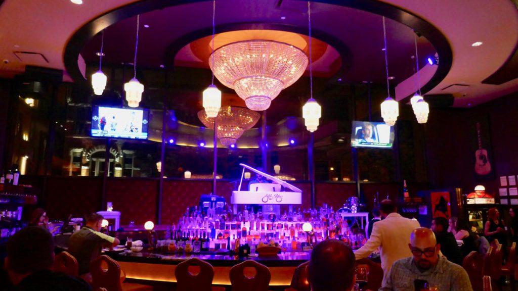 Nashville Nash-VULL Deep South USA Jeff Ruby's Steakhouse Nashville