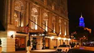 Accommodation Review:  The Hermitage Hotel, Nashville