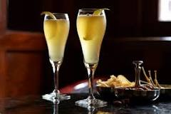 Deep South The French 75 - Arnaud's - New Orleans