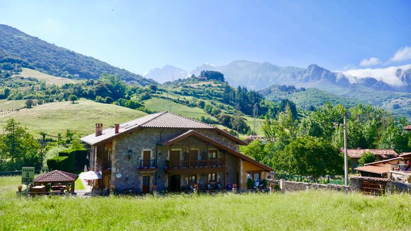 Posada el Corcal de Liébana Picos de Europa Europe