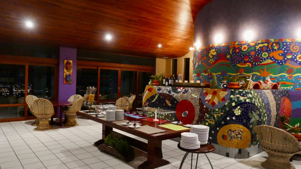 Accommodation Review Xandari Resort & Spa Alajuela Lobby