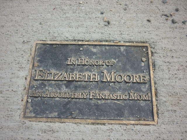 Seattle Elizabeth Moore - An Absolutely Fantastic Mum - What a great epitaph!