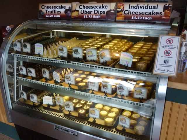 Seattle Cheesecake Heaven