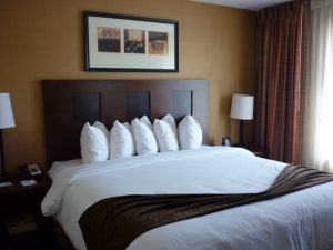Accommodation Review:  Embassy Suites by Hilton, Anchorage
