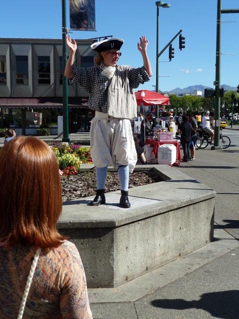 Anchorage Captain Cook Tour Guide