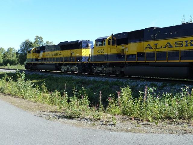 The Great Alaskan Railroad