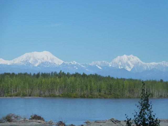 Anchorage Mount McKinley