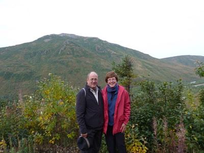 Quigley Ridge Alaska