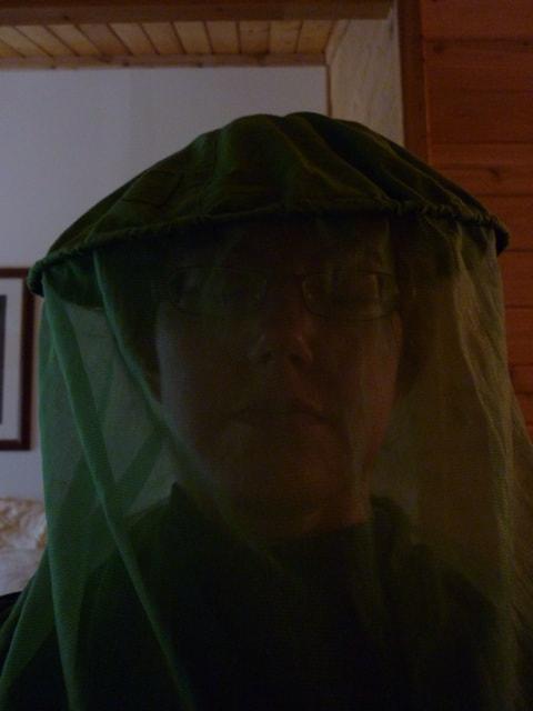 Quigley Ridge Alaska Mosquito Net