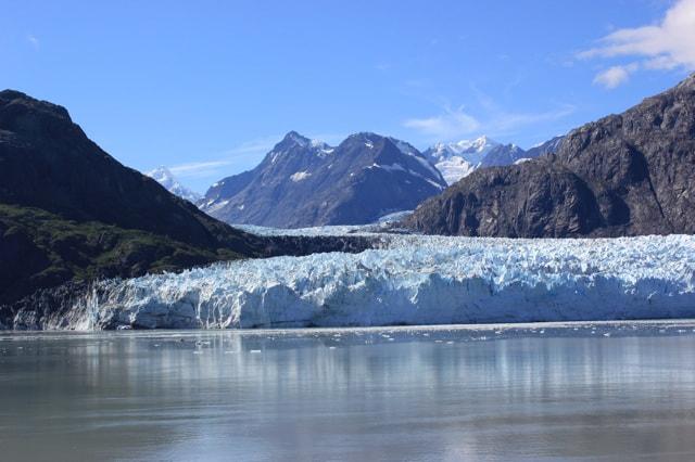 Marjorie Glacier Alaska America
