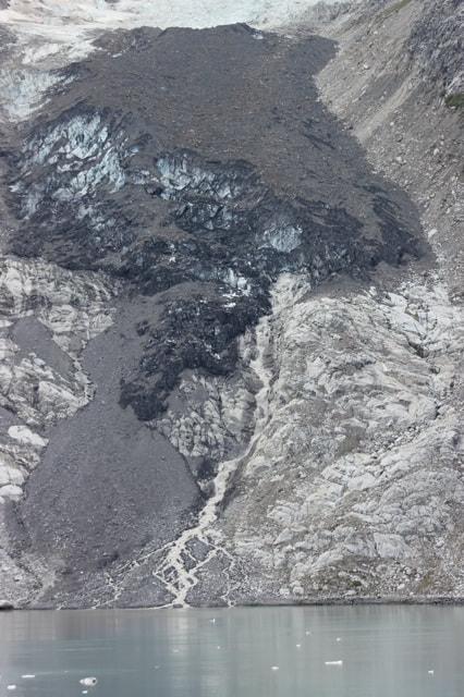 Glacier Bay Topela Glacier Alaska