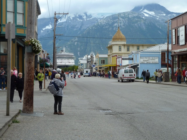 Gold Rush Country Skagway