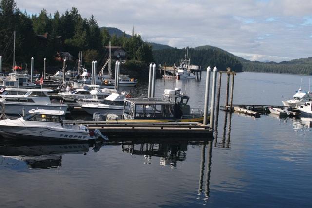 Ketchikan Neet's Bay Alaska