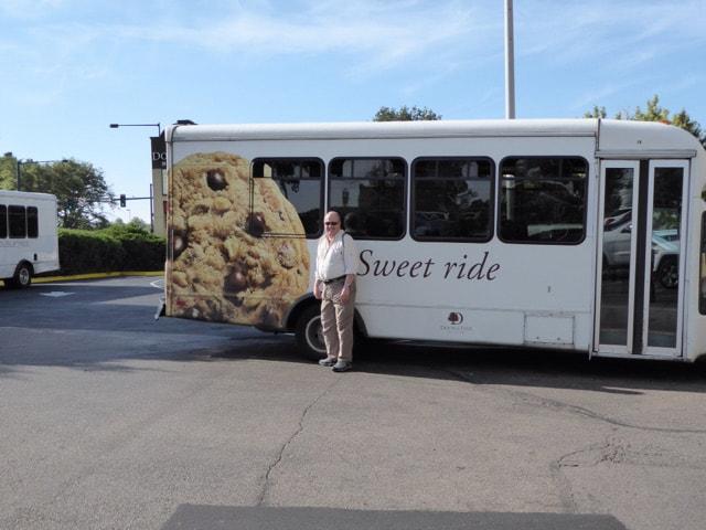 Hilton Double Tree Denver Shuttle Bus