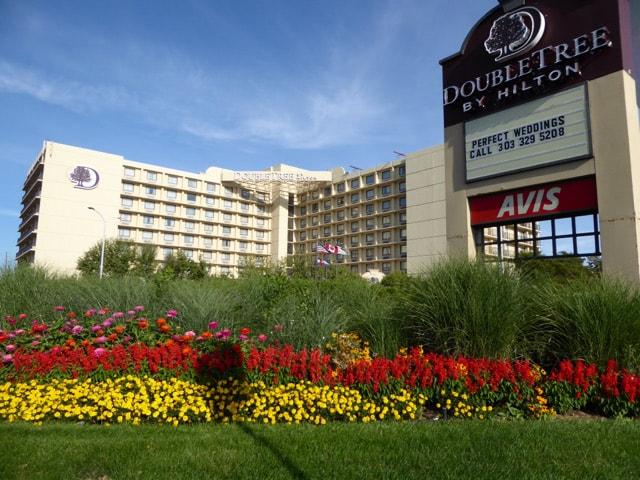 Hilton Double Tree Denver Colorado