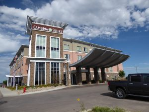 Accommodation Review:  Cambria Suites Rapid City