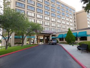 Accommodation Review:  Hilton Double Tree Grand Junction Colorado