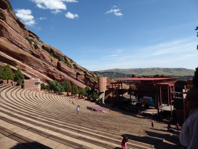 Denver in 1 Day Red Rocks Park and Ampitheater Denver