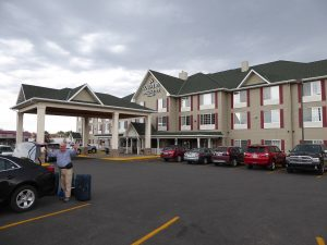 Accommodation Review:  Country Inn & Suites by Carlson, Billings