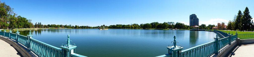 Sweet Spot Denver City Park Lake View