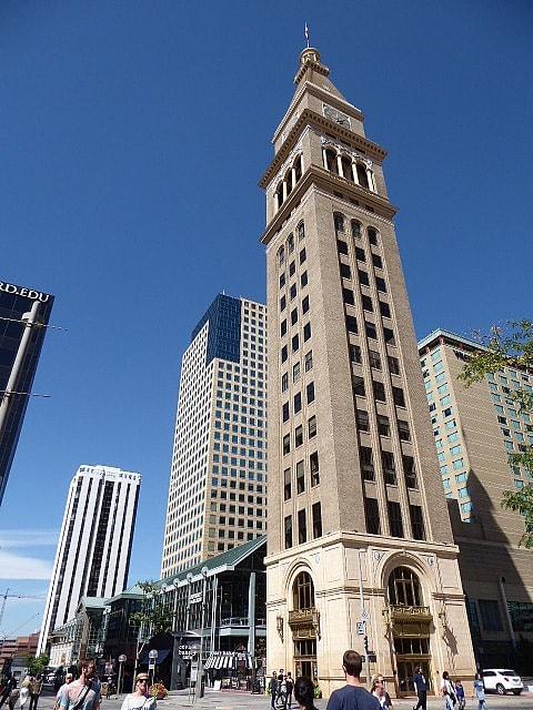 Clock Tower Denver
