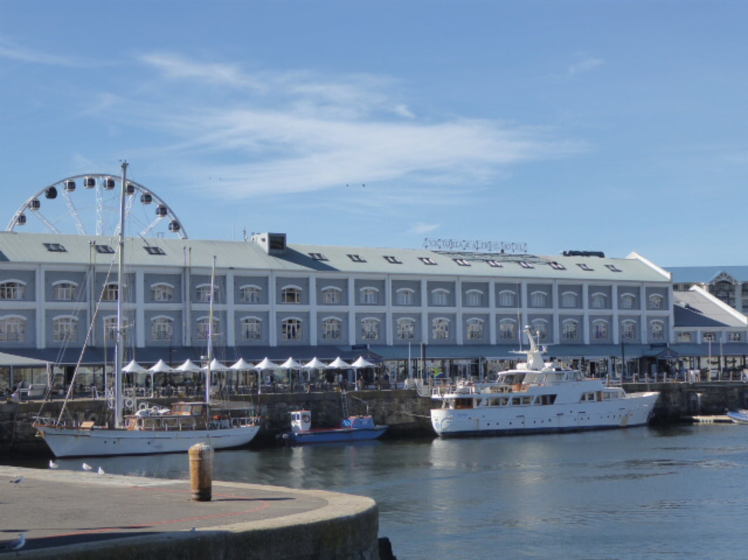 The V & A Waterfront Hotel Cape Town