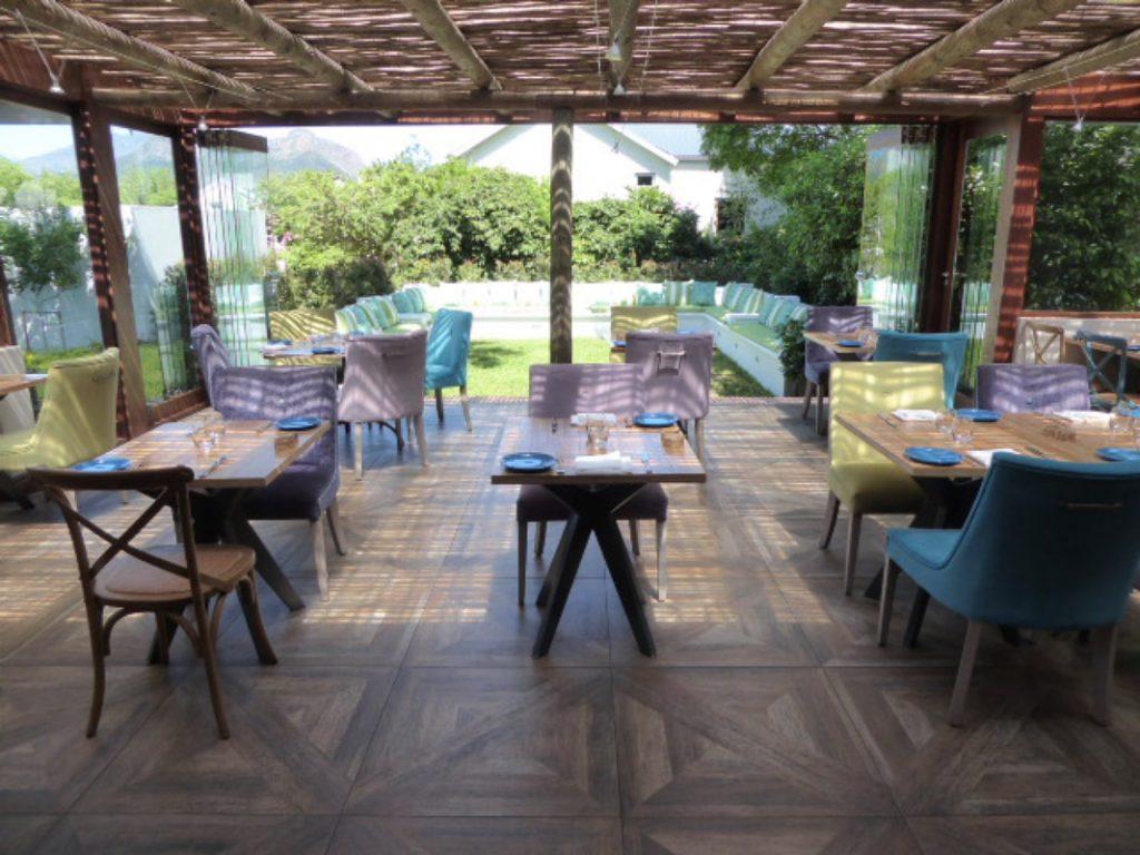 Le Quartier Francais Garden Room