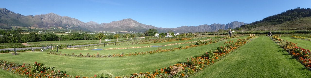 The Mullineux and Leeu Winery South Africa