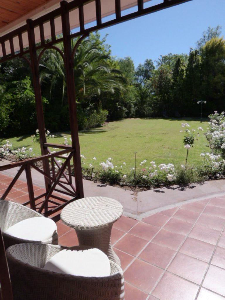 Hlangana Lodge Oudtshoorn Tropical Gardens